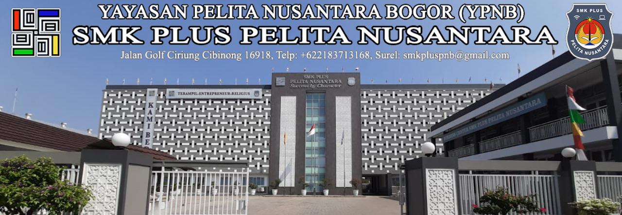 SMK PLUS PELITA NUSANTARA